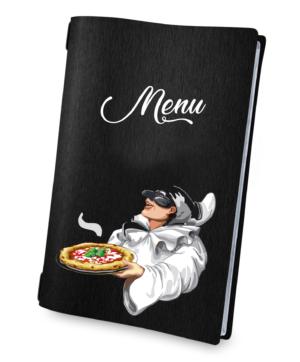 Portamenu Pizza Napoli